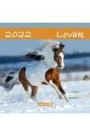 Lovak - Képes falinaptár (kicsi) 2022