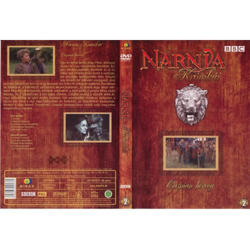 Narnia Krónikái 2. - Caspian herceg BBC(DVD)