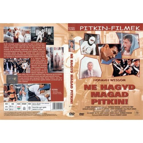 Ne hagyd magad Pitkin! (DVD)