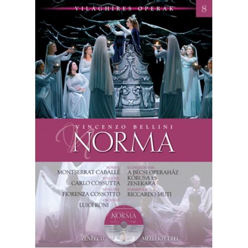 Norma (Világhíres operák 8.) - zenei CD melléklettel