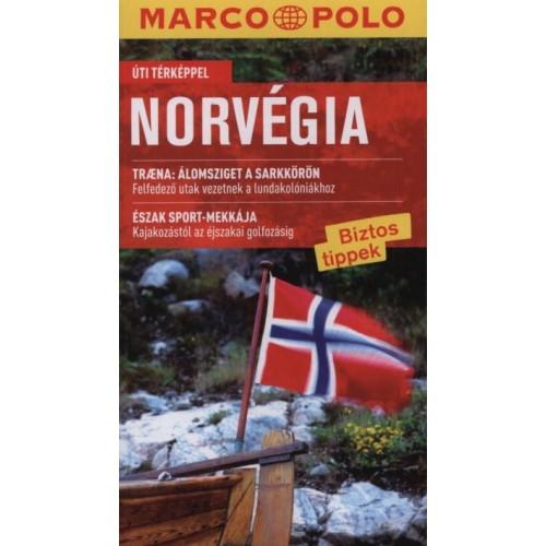 Norvégia (Új Marco Polo)