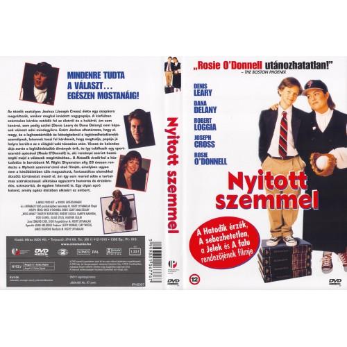 Nyitott szemmel (DVD) *