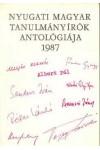 Nyugati magyar tanulmányírók antológiája 1987