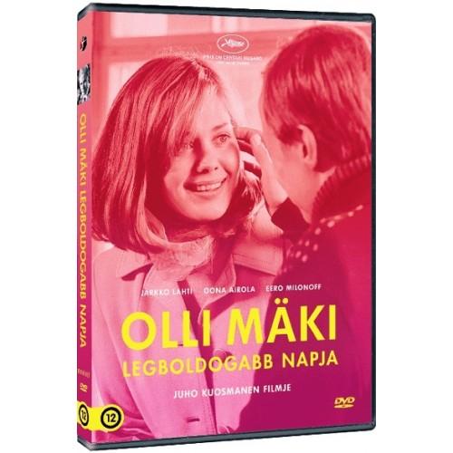 Olli Mäki legboldogabb napja (DVD)