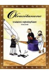 Olvasótanonc - Irodalmi rejtvényfüzet 11 éves kortól