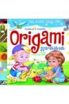 Origami gyerekeknek - Kaland a mezőn