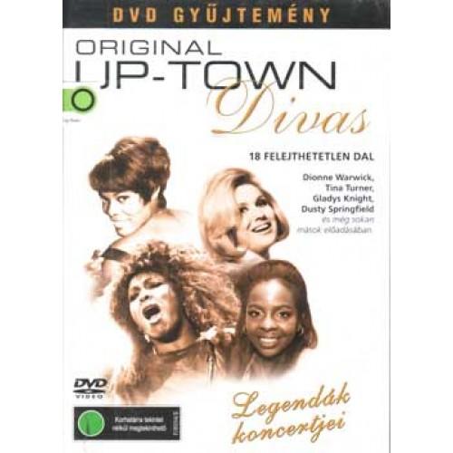 Original Up-Town Divas (Legendák koncertjei) (DVD)