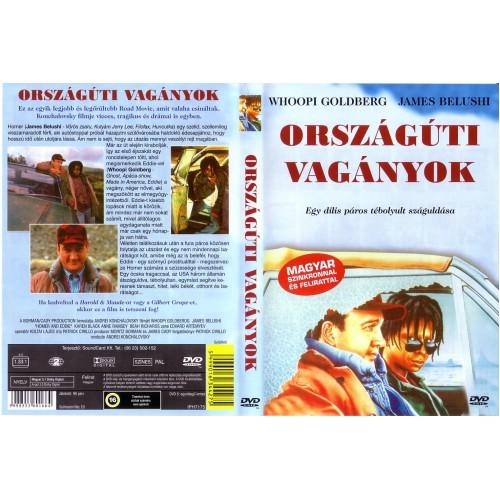 Országúti vagányok (DVD)