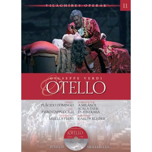 Otello (Világhíres operák 11.) - zenei CD melléklettel