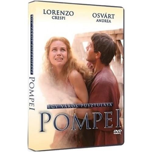 Pompei – Egy város pusztulása (2 lemezes kiadás) (DVD) *