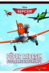 Pöpec repcsik - Foglalkoztatókönyv - Disney Repcsik