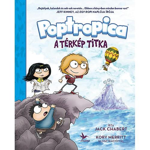 Poptropica - A térkép titka