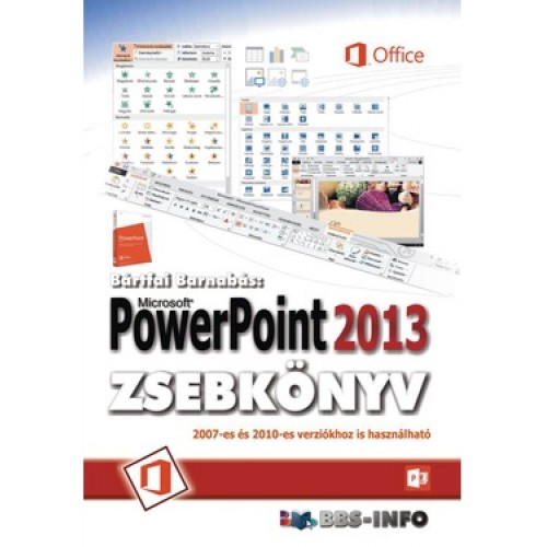 PowerPoint 2013 zsebkönyv