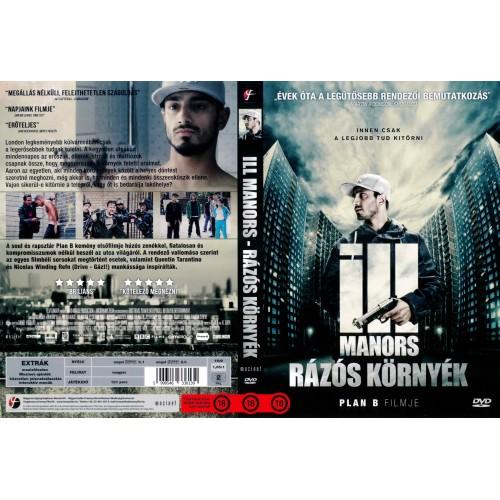 Rázós környék (DVD)
