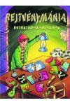 Rejtvénymánia - Detektívpalántáknak - Rejtvényfüzet gyerekeknek