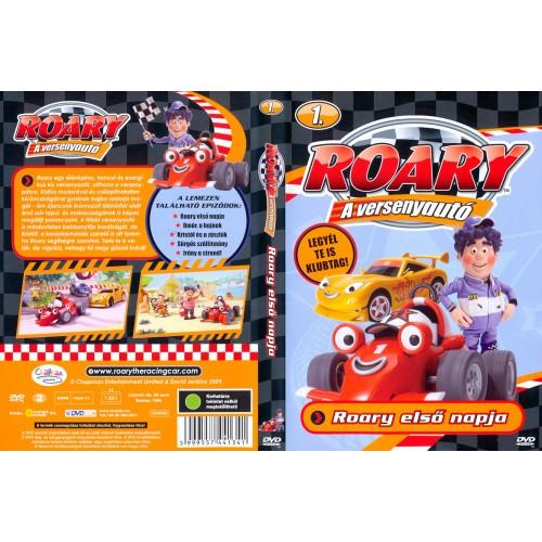 Roary, a versenyautó - Roary első napja (DVD)