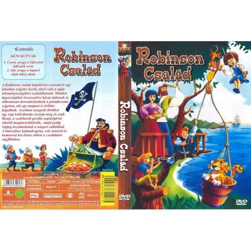 Robinson család (DVD)
