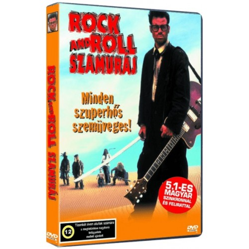 Rock and roll szamuráj (DVD)