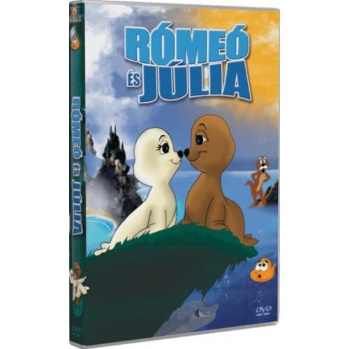 Rómeó és Júlia (rajzfilm) (DVD)