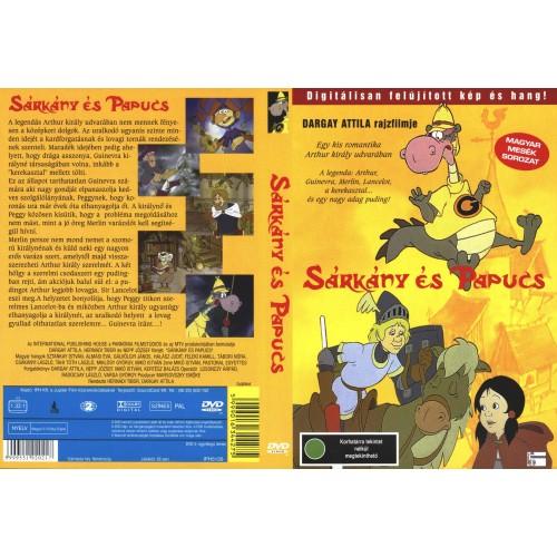 Sárkány és papucs (DVD) *