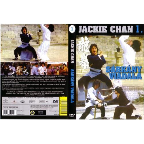 Sárkány viadala (Jackie Chan 1.) (DVD)
