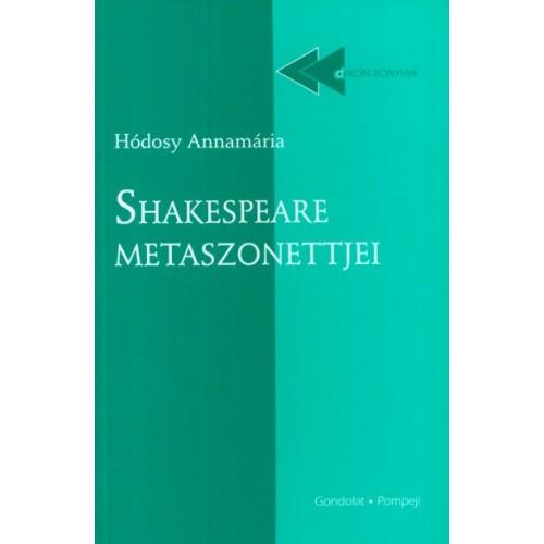 Shakespeare metaszonettjei (deKON-KÖNYVek)