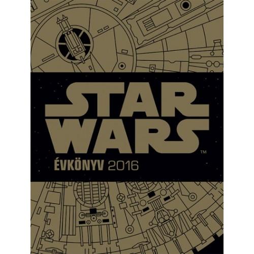 Star Wars - Évkönyv 2016