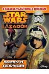Star Wars - Lázadók foglalkoztató - Sötétben világító maszkkal