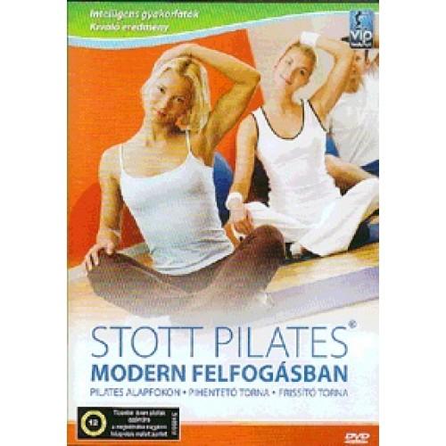 Fitness - Stott Pilates modern felfogásban (DVD)