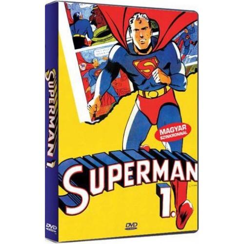 Superman (A rajzfilm) 1. (DVD)