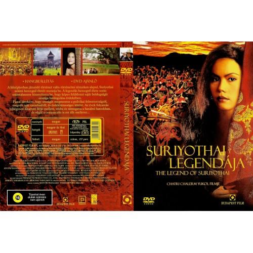 Suriyothai legendája (DVD)