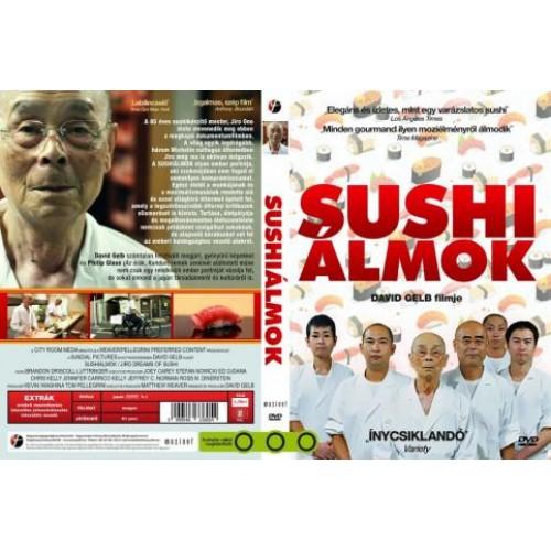 Sushi álmok (DVD)