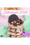 Sütemények falinaptár 2018