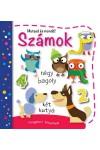 Számok - Mutasd és mondd!, Csengőkert kiadó, Gyermek- és ifjúsági könyvek