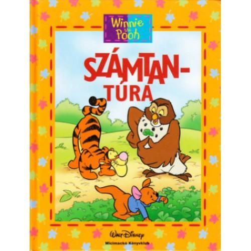 Számtantúra + mese CD (Winnie the Pooh - Micimackó Könyvklub)