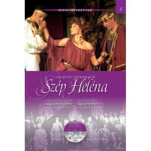 Szép Heléna (Híres operettek 8.) - zenei CD melléklettel