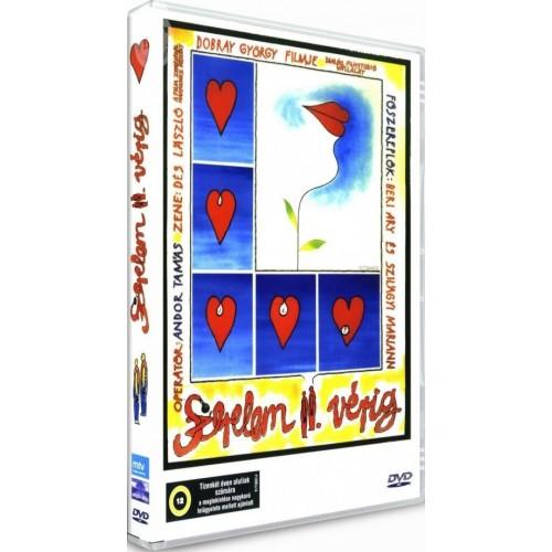 Szerelem II. vérig (DVD)