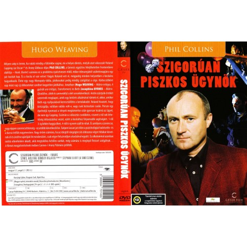 Szigorúan piszkos ügynök (DVD)