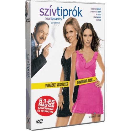 Szívtiprók (DVD)
