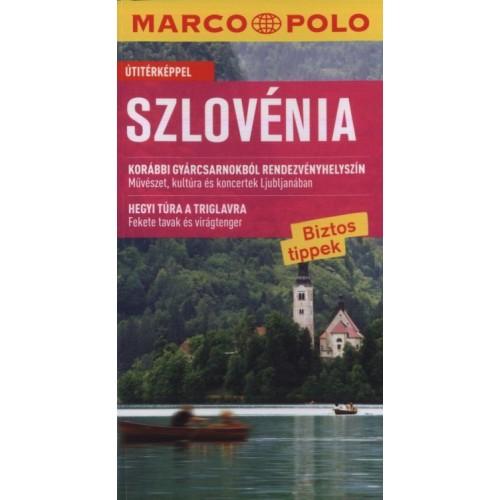 Szlovénia (Új Marco Polo)