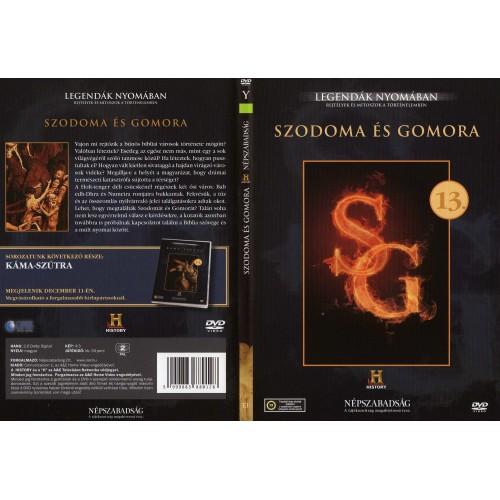 Szodoma és Gomora - Legendák nyomában 13. (DVD) *