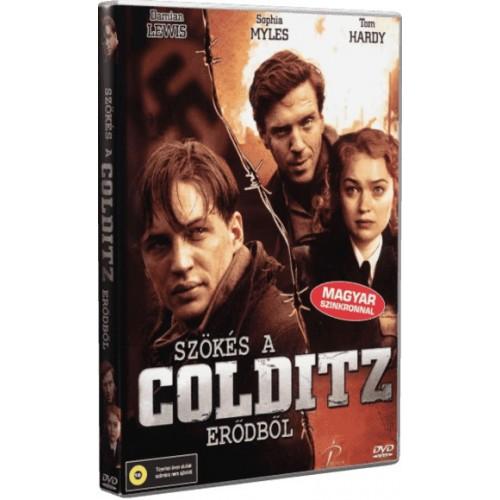Szökés a Colditz erődből (DVD)