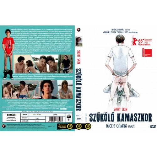 Szűkölő kamaszkor (DVD)