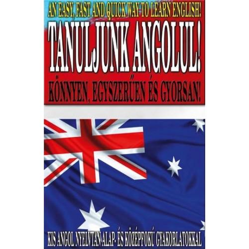 Tanuljunk angolul! Könnyen, egyszerűen és gyorsan!, Vagabund kiadó, Gyermek- és ifjúsági könyvek