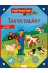 Tanya talány (Rejtvénymánia junior) (Kivágható álarccal)