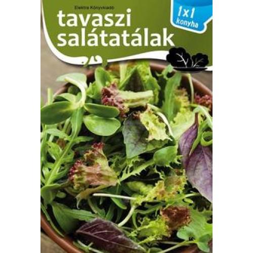 Tavaszi salátatálak - 1x1 konyha
