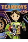 TeamBoys Colour - Motor (kifestő)