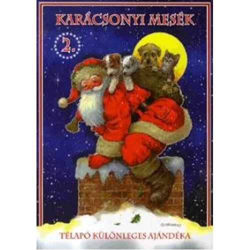 Télapó különleges ajándéka (Karácsonyi mesék 2.) 2 meglepetés DVD-vel