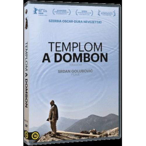 Templom a dombon (DVD)