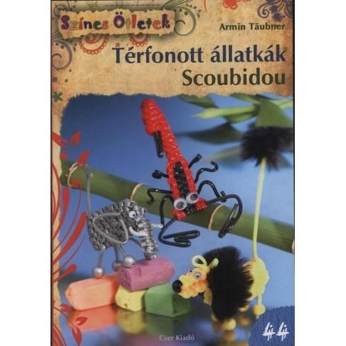 Térfonott állatkák. Scoubidou (Színes ötletek 44.)
